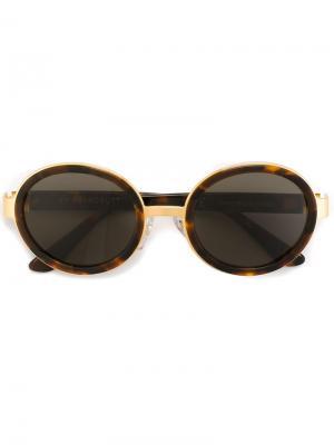 Солнцезащитные очки Santa Classic Havana Retrosuperfuture. Цвет: коричневый