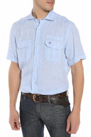 Рубашка Sail Exp. Цвет: голубой