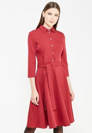 Платье A.Karina. Цвет: бордовый