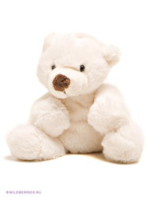 Медвежонок Gulliver. Цвет: белый