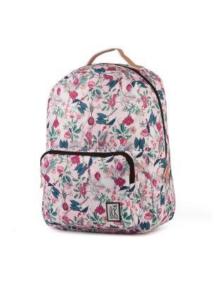 Рюкзак THE PACK SOCIETY Classic Backpack. Цвет: розовый