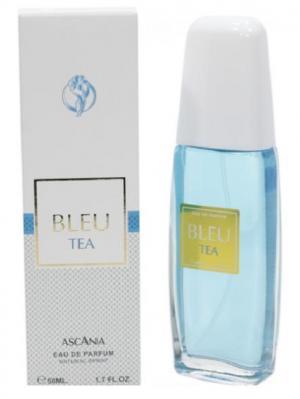 Парфюмерная вода Bleu Tea women EDP 50 ml Ascania. Цвет: белый, голубой
