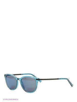 Солнцезащитные очки Rocco by Rodenstock. Цвет: синий