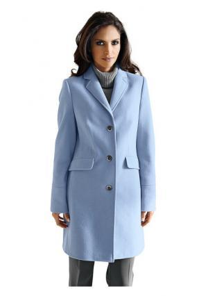 Пальто PATRIZIA DINI. Цвет: нежно-зеленый