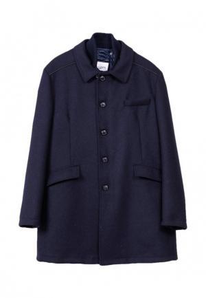 Пальто GALLOTTI. Цвет: синий