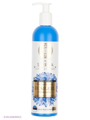 Гель для душа освежающий 400 мл Natura Siberica. Цвет: синий
