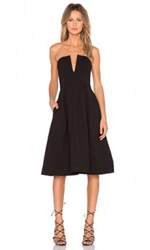 Платье NICHOLAS. Цвет: черный