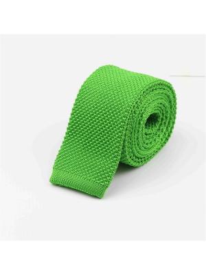 Галстук Churchill accessories. Цвет: зеленый, салатовый, светло-зеленый