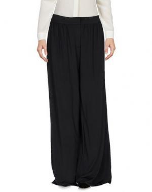 Повседневные брюки JUST FEMALE. Цвет: черный