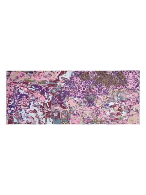 Палантин Labbra. Цвет: розовый, серый, сиреневый, хаки