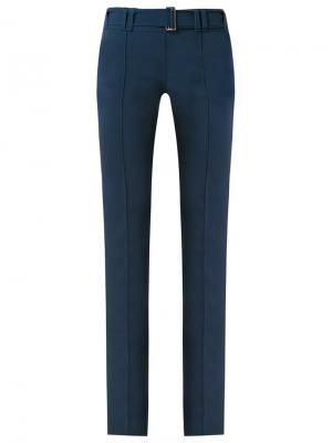 Flared trousers Gloria Coelho. Цвет: синий