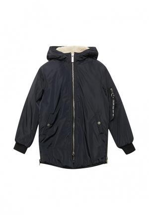 Куртка утепленная Paragoose. Цвет: синий