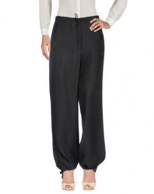 Повседневные брюки MAHARISHI. Цвет: черный