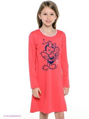 Платье Vienetta Secret. Цвет: малиновый