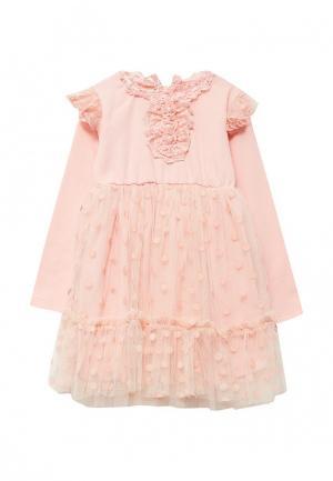 Платье Cascatto. Цвет: розовый