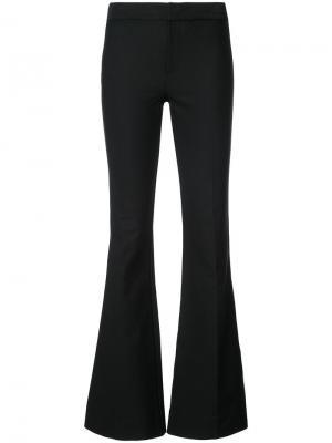 Flare Trouser with Tuxedo Piping Derek Lam 10 Crosby. Цвет: чёрный
