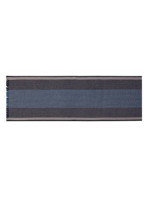 Шарф Eleganzza. Цвет: серо-голубой, темно-серый, хаки