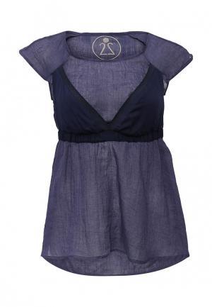 Блуза D.VA. Цвет: фиолетовый