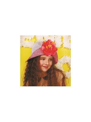 Шляпа DEMBOHOUSE. Цвет: красный