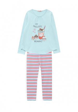 Пижама Boboli. Цвет: разноцветный