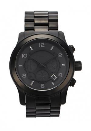 Часы Michael Kors. Цвет: черный