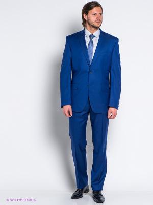 Костюм Slava Zaitsev. Цвет: синий