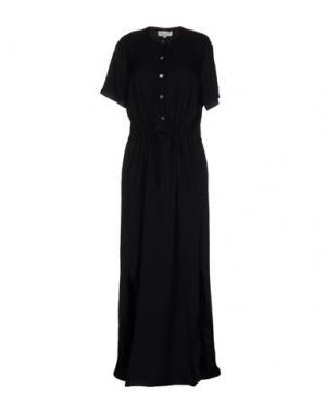 Длинное платье PAUL & JOE. Цвет: черный