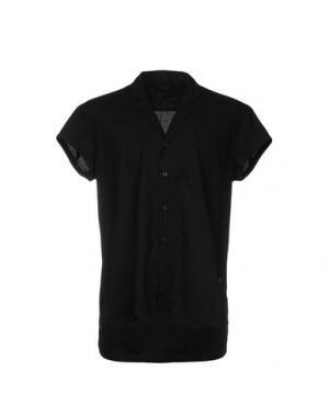 Pубашка TIGER OF SWEDEN. Цвет: черный