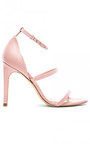Туфли на каблуке The Mode Collective. Цвет: розовый
