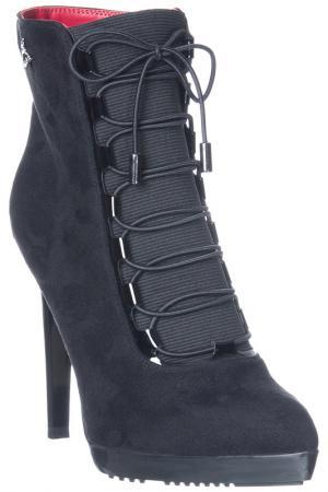 Ankle boots Barachini. Цвет: black