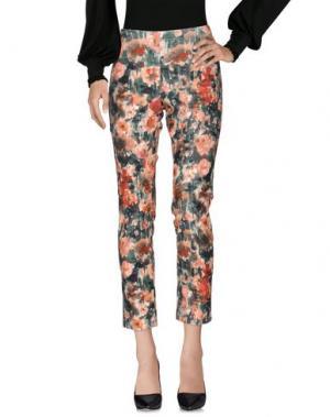 Повседневные брюки LE TRICOT PERUGIA. Цвет: темно-зеленый