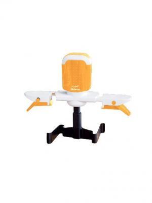 Ariete Перемешиватель 619 MIXI. 2 скорости. беспроводной. Цвет оранжевый.. Цвет: желтый