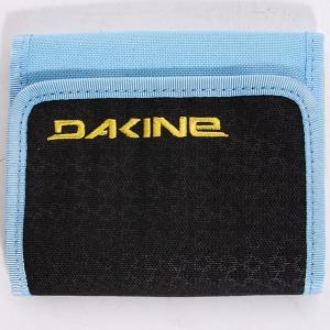Кошелек  Diplomat Wallet True Blocks Dakine. Цвет: черный,голубой