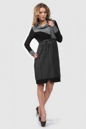 Платье Frank Lyman Design. Цвет: серый