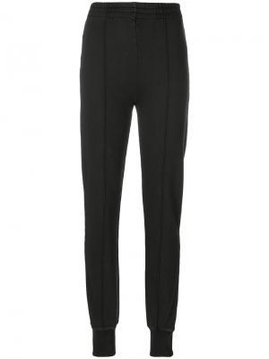 Спортивные брюки Yeezy. Цвет: чёрный