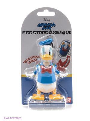 Яйцо-трансформер ДОНАЛЬД  ДАК EggStars. Цвет: белый, синий