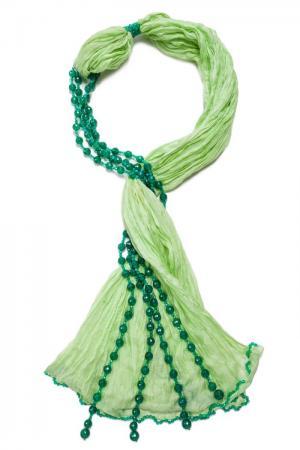 Колье с шелковым шарфом SF-122611 Rajola