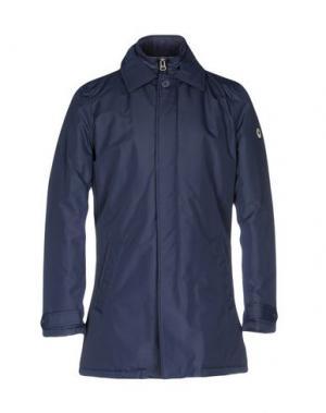 Легкое пальто ARMATA DI MARE. Цвет: темно-синий