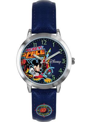 Часы Disney by RFS. Цвет: синий