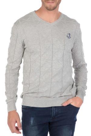 Пуловер Sir Raymond Tailor. Цвет: серый