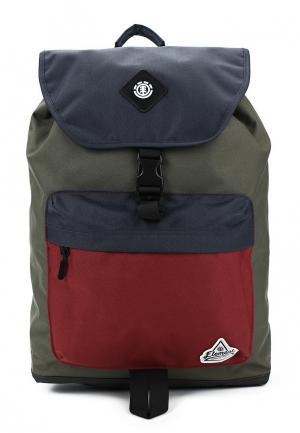 Рюкзак Element. Цвет: зеленый