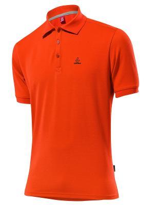 Футболка-поло Transtex Pique Loeffler. Цвет: оранжевый