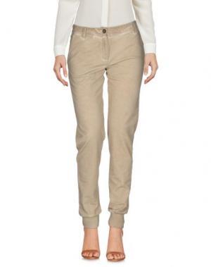 Повседневные брюки ATHLETIC VINTAGE. Цвет: бежевый