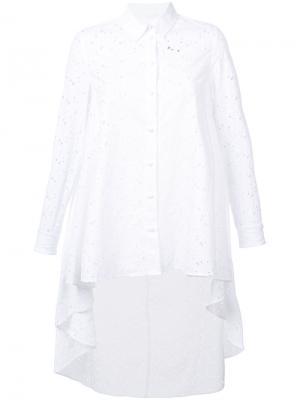 Струящаяся блузка Co. Цвет: белый