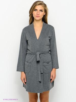 Комплект одежды HAYS. Цвет: темно-серый