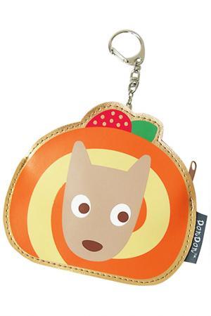 Кошелек-ключница Pets@work. Цвет: оранжевый