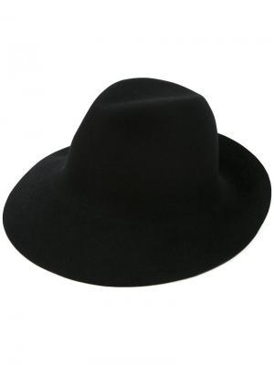 Шляпа-трибли Kijima Takayuki. Цвет: чёрный