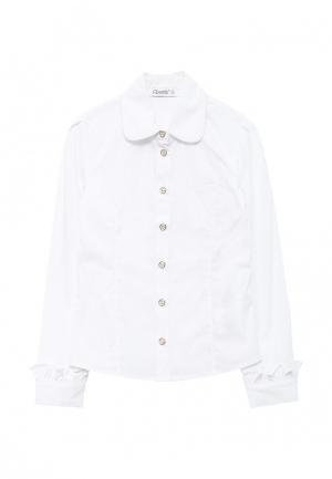 Блуза Pinetti. Цвет: белый