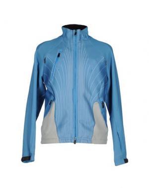 Куртка SPYDER. Цвет: лазурный