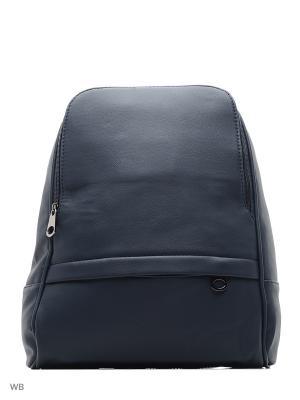 Рюкзак Punta. Цвет: синий